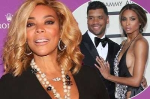 Wendy Williams takes a swipe at Ciara following pregnancy announcement